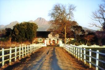 Vredenhof Stellenbosch
