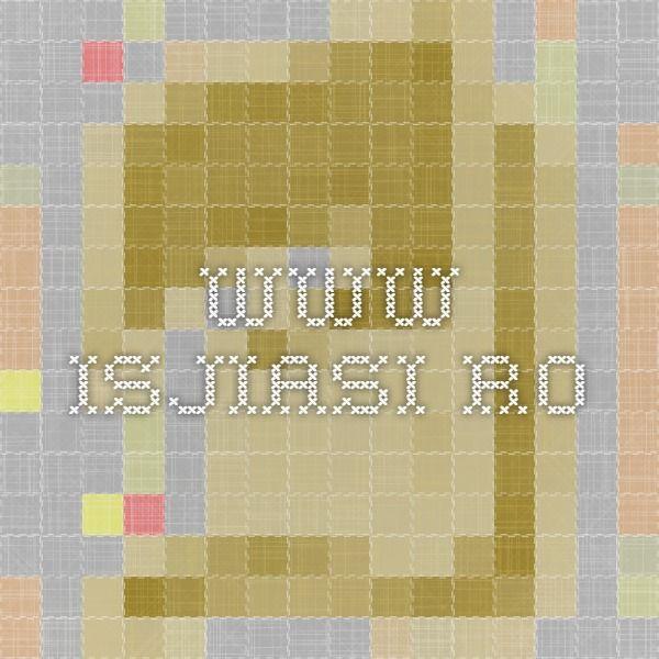 www.isjiasi.ro