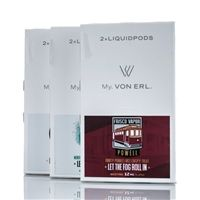 Image of Von Erl Frisco Vapors Liquidpod - 1.6ml - 2 Pack