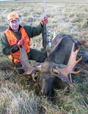 Moose hunting, Finns do love it!