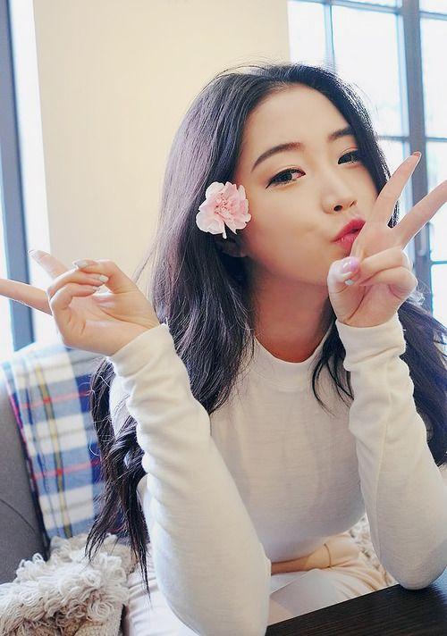 Ulzzang Girl Jung Min Hee Make Up On Point Pinterest Ulzzang Girl Ulzzang And Girls