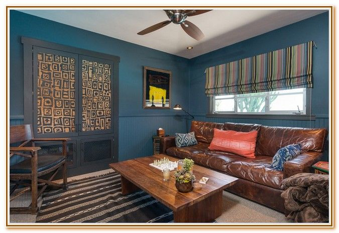 Rugs For Brown Leather Sofas