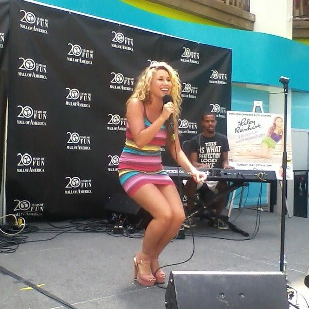 Haley Reinhart - Humana Humana - at MoA