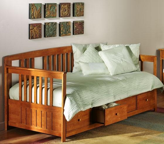Home decorators - $418.99 - Mission-Style Platform Daybed with Storage