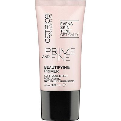 Catrice Prime Fine Beautifying Primer soft focus effect comparable dupe for the Guerlain Meteorites Light Diffusing Perfecting Primer