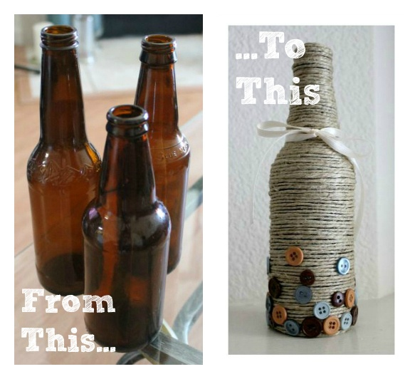 23 best barn wood images on pinterest old barn wood old for Uses for old glass bottles