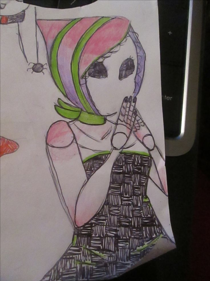 Miss Pint from homestuck. This is NOT original