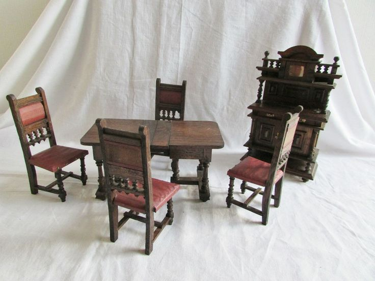 Gründerzeit Möbel für die Puppenstube | eBay