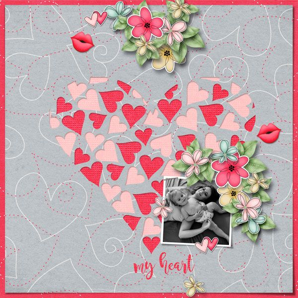Two Hearts Digital kit by Fayette Designs, Jen Yurko and Jumpstarts Designs  https://pickleberrypop.com/gallery/showphoto.php?photo=177645&nocache=1    i heart you #4 Templates by Heartstrings Scrap Art