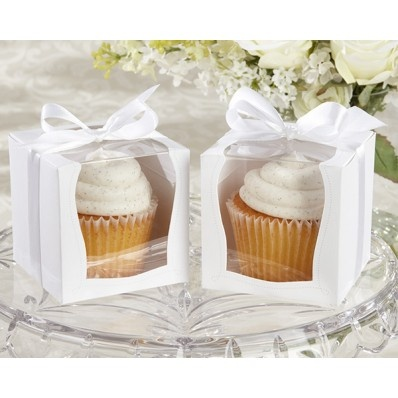 """""""Sweetness & Light"""" Cupcake Boxes 