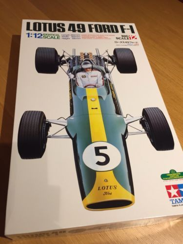 #Tamiya lotus 49 ford f1 1-12 model kit big scale #revell spray gun  #paints tool,  View more on the LINK: http://www.zeppy.io/product/gb/2/222311211015/