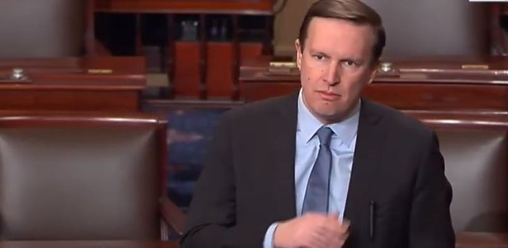 Chris Murphy Storms The Senate Floor And Slams GOP Inaction On Guns After Parkland School Shooting