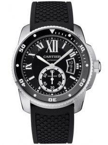 réplica Cartier reloj de buceo Caliber de Cartier W7100056