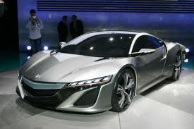 "Wouldn't you like to own this bad boy? 2015 Acura NSX. The car ""Tony Stark"" drives away in at the end of Iron man 1."