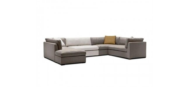 Lounge / Hoekbank Nardo; www.lifestylesofa.nl