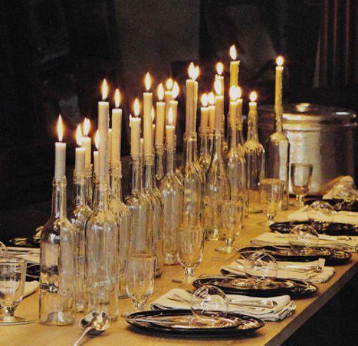 Awesome Christmas Tablescapes   via www.inspiringhomestyle.com