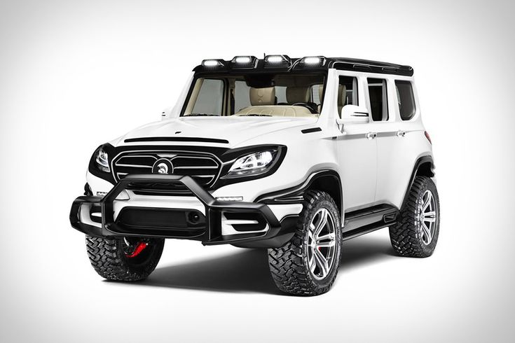 Italian company Ares Design builds customized cars - but in a very different way. Far more than paint and aftermarket rims, Ares completely transforms the base auto into something nearly unrecognizable. The X-Raid starts as a Mercedes-Benz G63. Ares then...