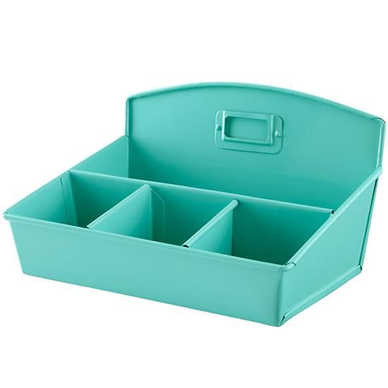 I Could've Bin A Desk Organizer (Aqua
