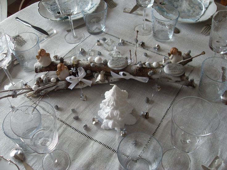 Centre de table pour no l instructions do it yourself for Decoration de noel pour table