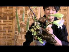 ▶ Eliane Gagneux sub Grand Master scuola Ohara 2 parte - YouTube