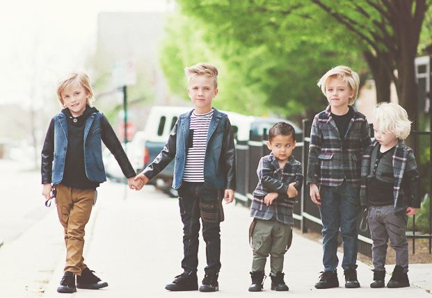 Aven: Brand New Edgy Boys Clothing Line