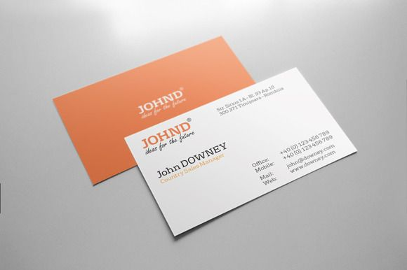 Check out Creative Business Cards by Digital Infusion on Creative Market