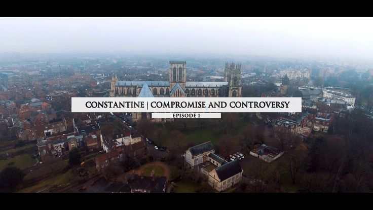 Constantine : Compromise & Controversy | Episode 1