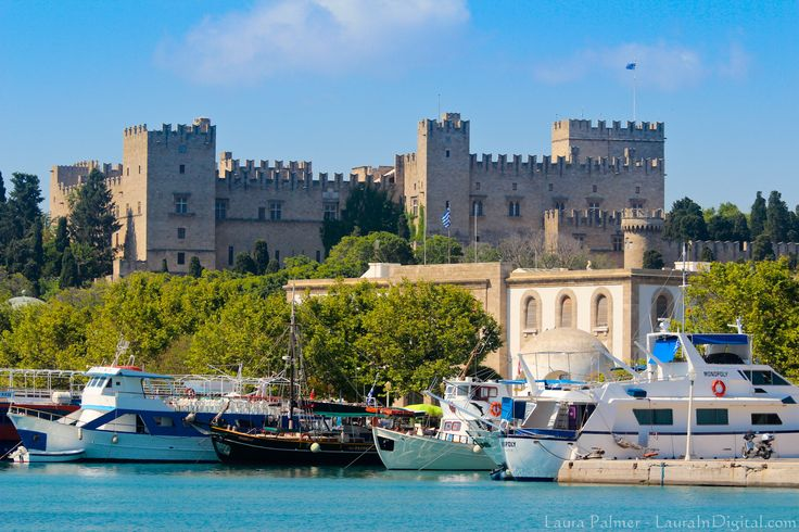 Even in September, #Rhodes is a beautiful island!