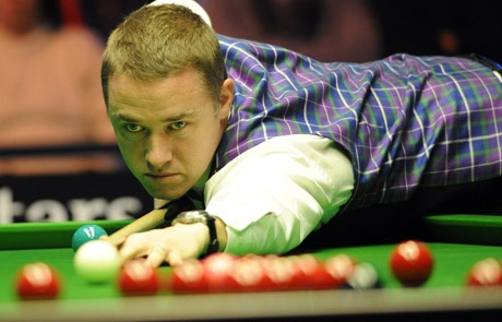 Stephen Hendry. Favourite snooker player ever.