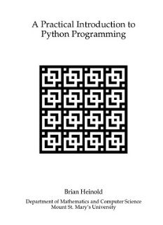 Free Download A Practical Introduction to Python