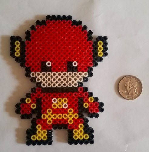 Flash Perler Bead