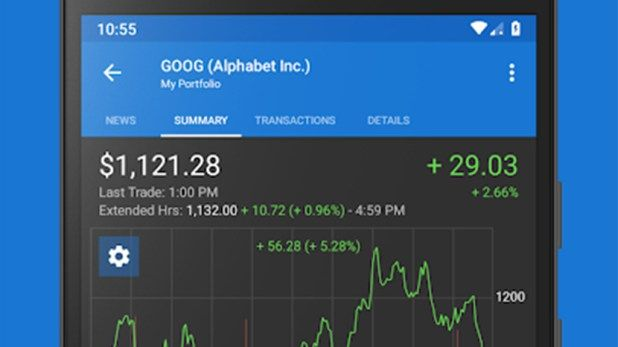 10 best stock market apps for Android! Stock market
