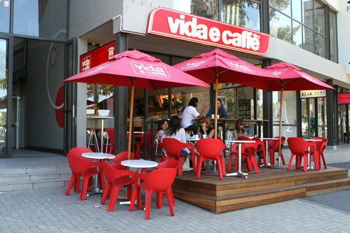 Side walk cafes
