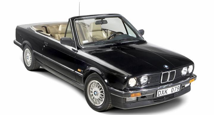 BMW E30 Cabriolet: