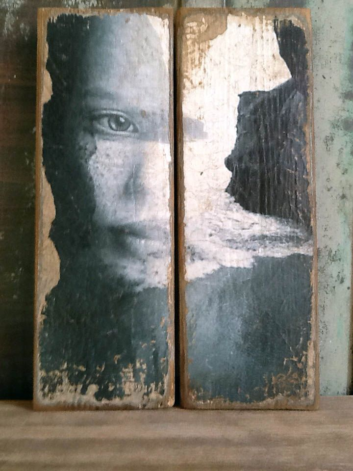 omg, i got to learn how to do this looovvvee it Inspiring transfer by Antonio Mora