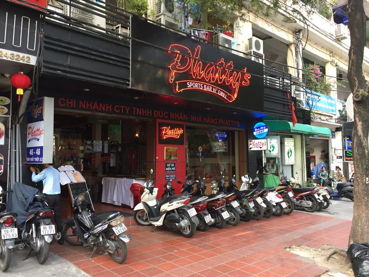 Watched the Cowboys vs Broncos at Phatty's today in Ho Chi Minh, great place! #travel #nrl #vietnam #cowboys #broncos #rugbyleague #hochiminh #phattys
