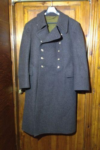 винтажный Русский советский военный армия пальто Униформа шинель офицера in Одежда, обувь и аксессуары, Винтаж, Винтажная одежда для мужчин, Другая мужская винтажная одежда | eBay