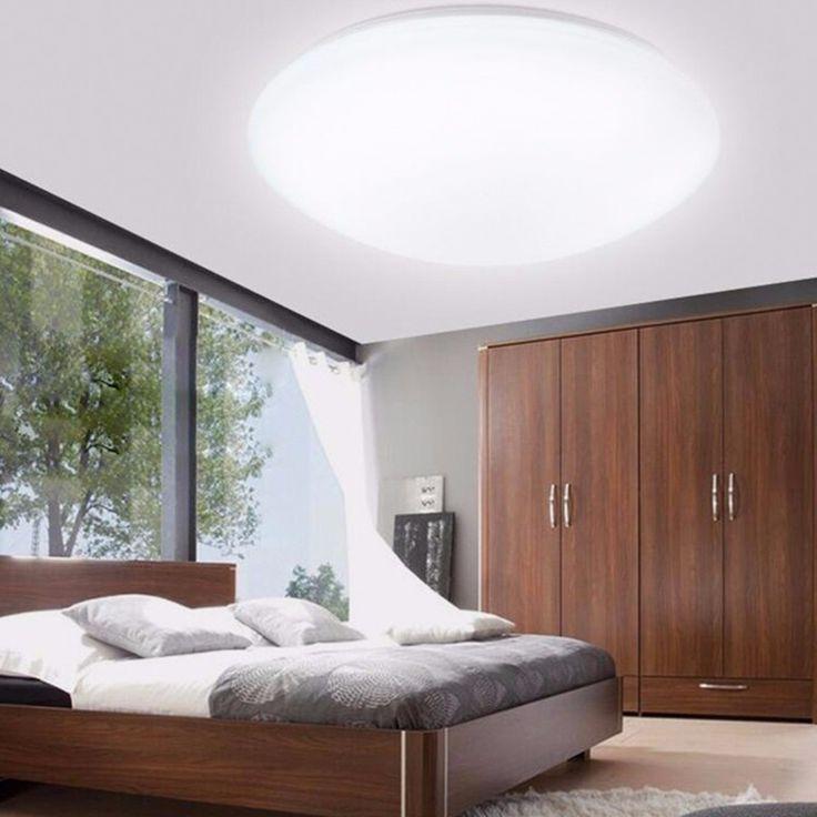 Led plafond verlichting 2017 Nieuwste stijl Acryl Moderne decor indoor plafondlamp smd gouden zilver kleur led plafond verlichting wit(China (Mainland))