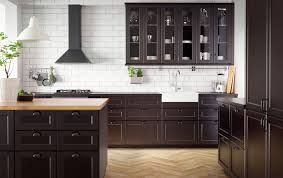 Afbeeldingsresultaat voor keuken ikea zwart