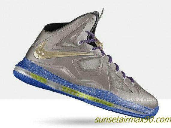 Originals Nike Lebron XI Low Laser Crimson Light Base Grey 64284