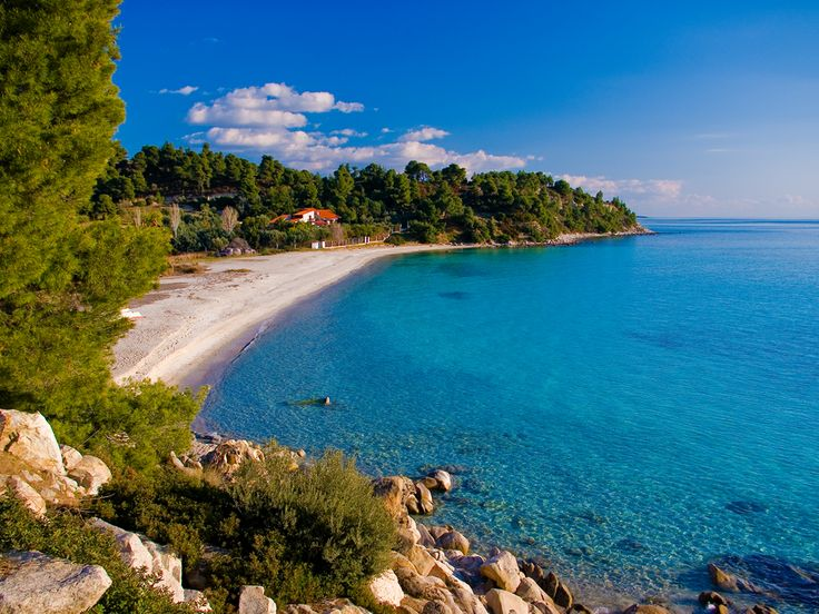 TRAVEL'IN GREECE | Sithonia, #Chalkidiki, #Central_Macedonia, #Greece, #travelingreece