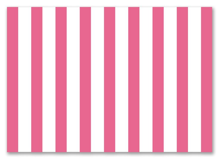 Pink And White Candy Stripe Clipart