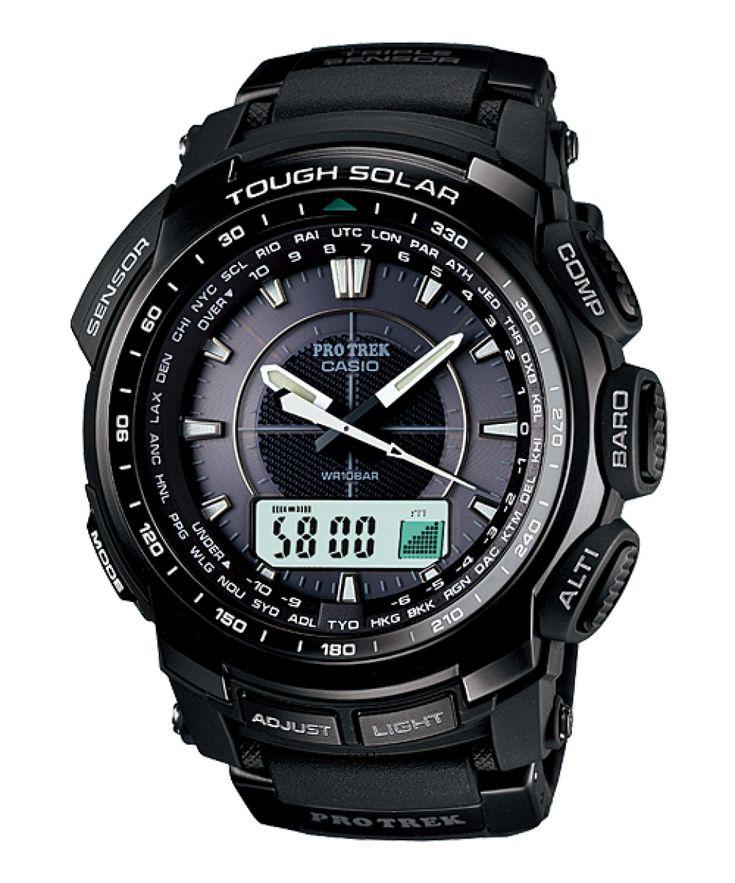 Casio Prg-510-1dr Kol Saati - https://www.saatler.com/casio-prg-510-1dr-kol-saati/ - #casio #saatler  Her yerdeki açık hava maceracılarının güvendiği saat olan PRO TREK kolay okunan yeni analog-dijital kombinasyonunda modellerin yer aldığı bir koleksiyon sunuyor.  Büyük Neo Bright kaplamalı analog kollar saati yönü yükseklik farkını ve barometre basıncındaki değişiklikleri gösterir. Kadranın basit tasarımı ölçüm verilerinin kolay okunmasını sağlar ve Tough Solar enerji sistemi çalışmanın…