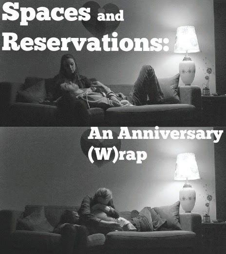 Ginger Soup for the Actor's Soul: Spaces and Reservations: An Anniversary (W)Rap! New blog post from Taylor Hastings on wrapping Spaces and Reservations, my first feature film! #indiefilm #SpacesAndReservations #BrendanProst #movie #love #heartbreak #blog