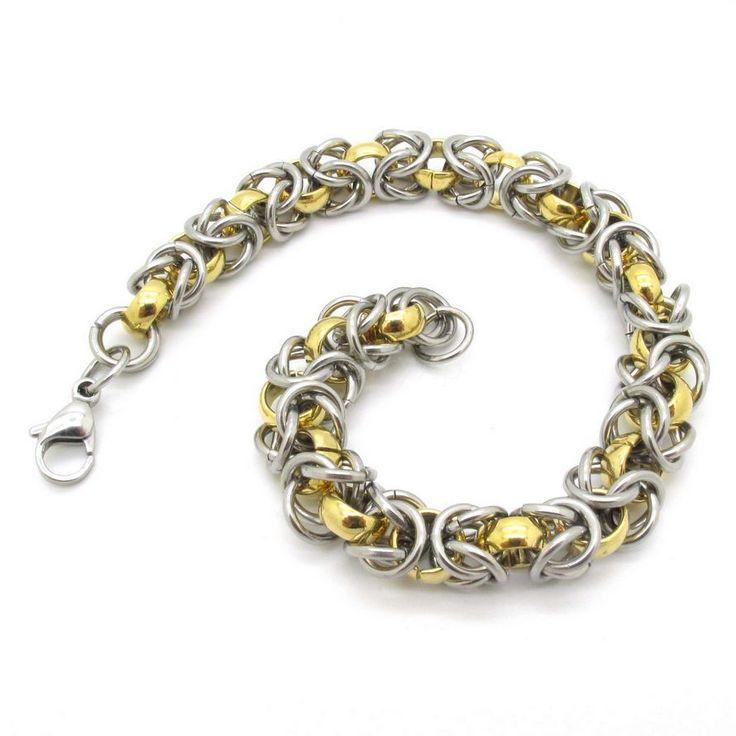 The 25+ best Mens gold bracelets ideas on Pinterest | Bracelets ...