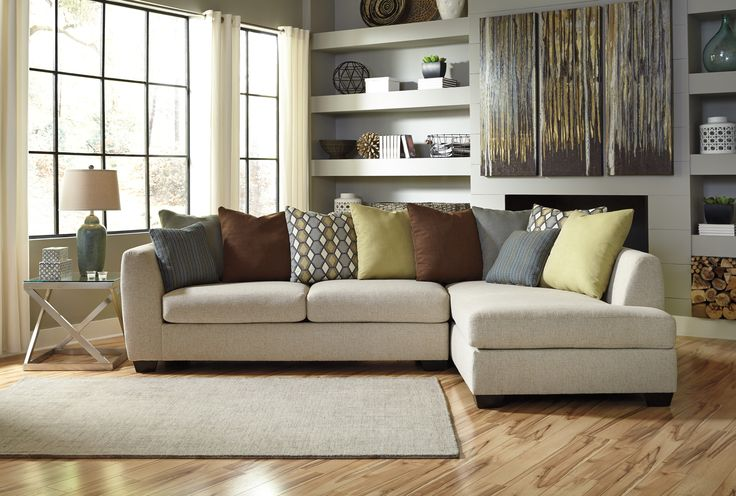 ASHLEY FURNITURE INDUSTRIES sectional uppkas8290a