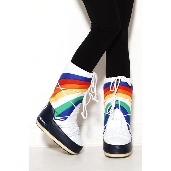 Tecnica® Rainbow Moon Boot® Yay!