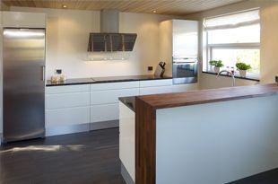 hvit høyglans kjøkken - Google-søk