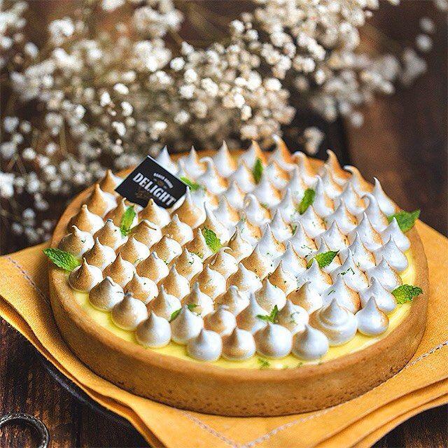 Lemon tart. #Patisserie #Tart #Pastrychef #Pastrylife #Baking #Raleigh #Pastry…