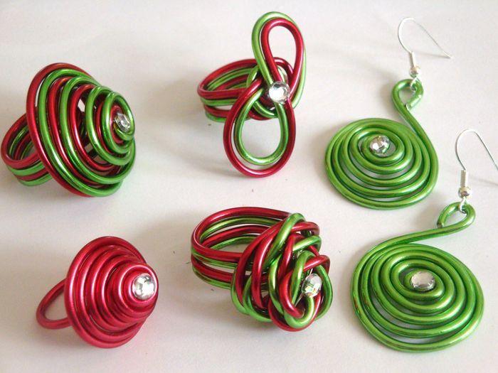 Des tutos de bagues et une bonne idée pour se faire un rouleau à la taille de son doigt sur le site http://www.femme2decotv.com/